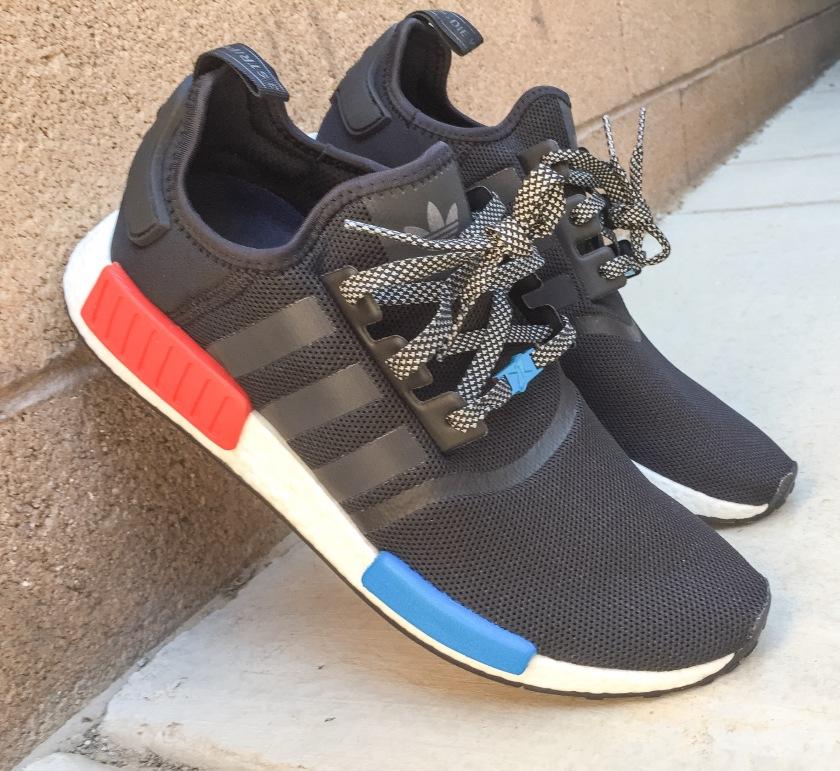Adidas Nmd Og Rifornire Di Colore Rosso - Blu